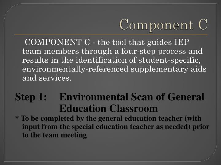 Component C