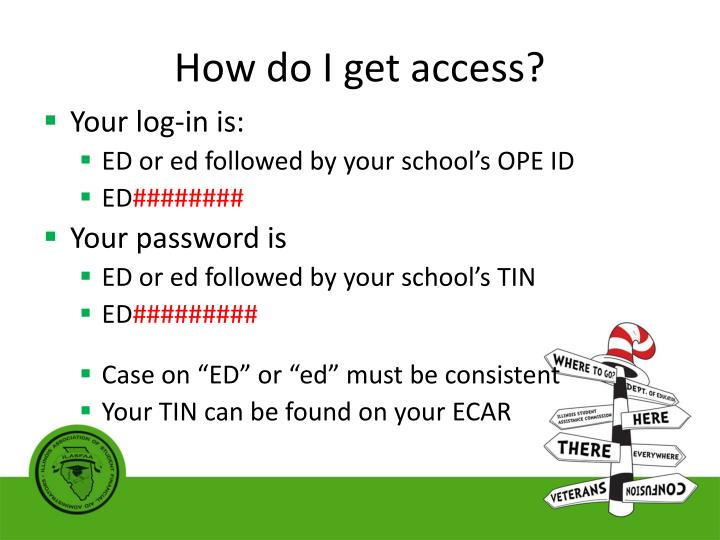 How do I get access?