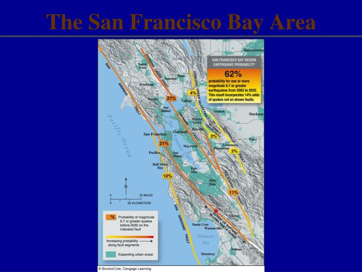 The San Francisco Bay Area