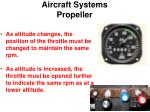 aircraft systems propeller10