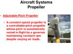 aircraft systems propeller11
