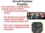 aircraft systems propeller13