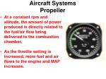aircraft systems propeller16