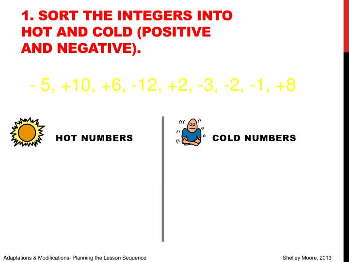 Cold numbers