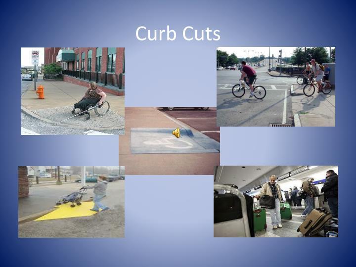 Curb Cuts