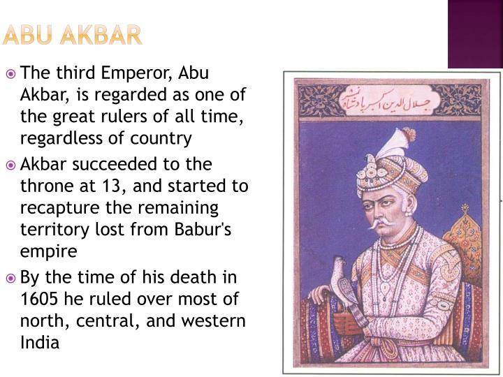 Abu AKBAR