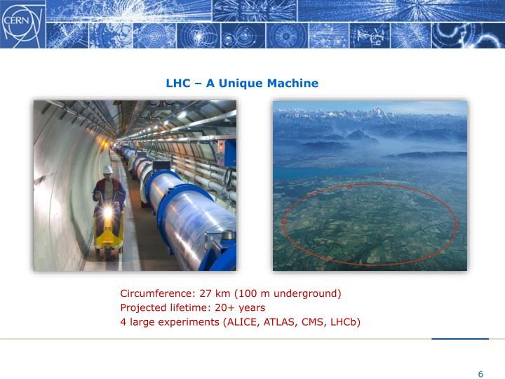LHC –