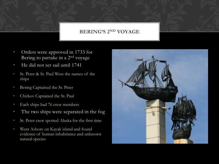 Bering's 2