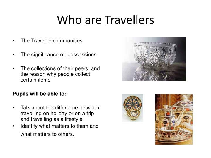 Who are Travellers