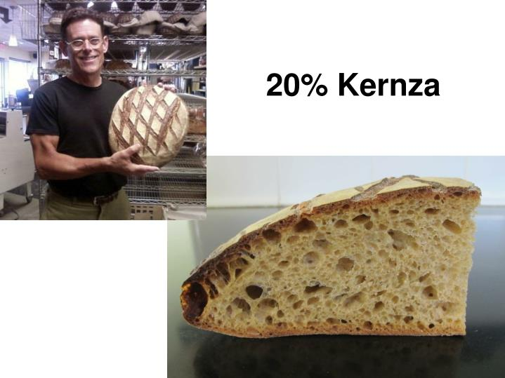20% Kernza