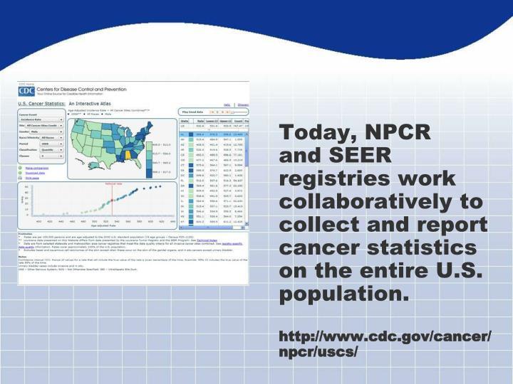 Today, NPCR