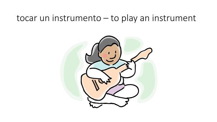 tocar