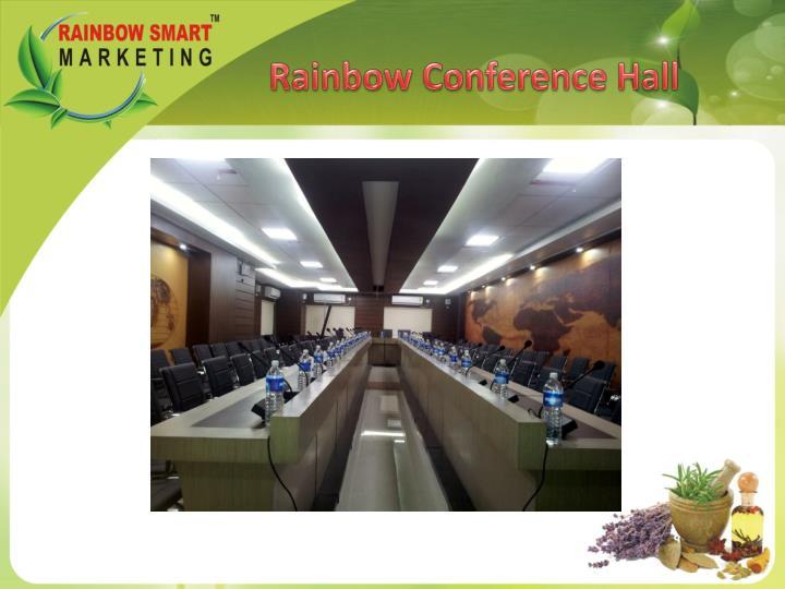 Rainbow Conference Hall