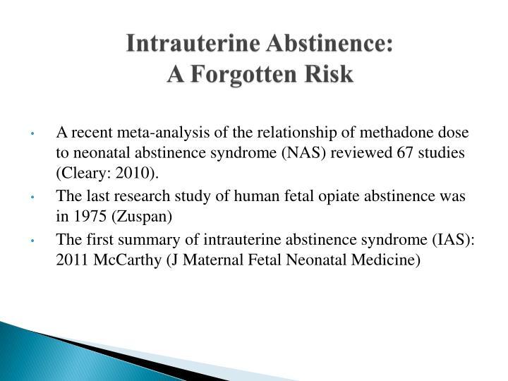 Intrauterine