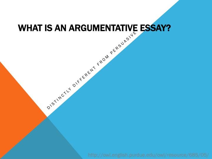 Argumentative essay helper nature