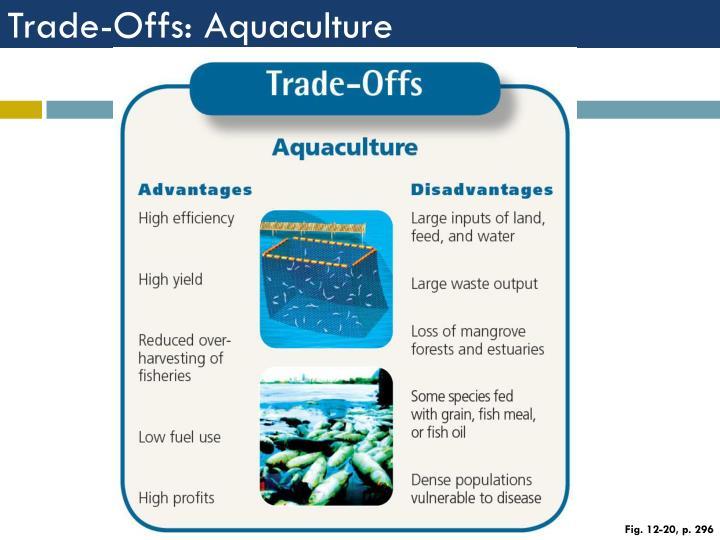 Trade-Offs: Aquaculture