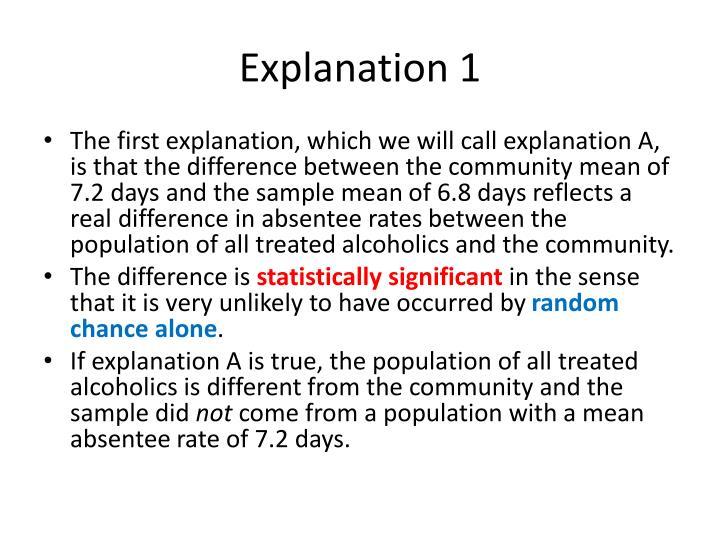Explanation 1