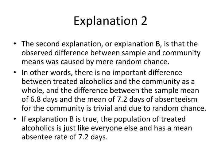 Explanation 2