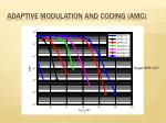 adaptive modulation and coding amc2