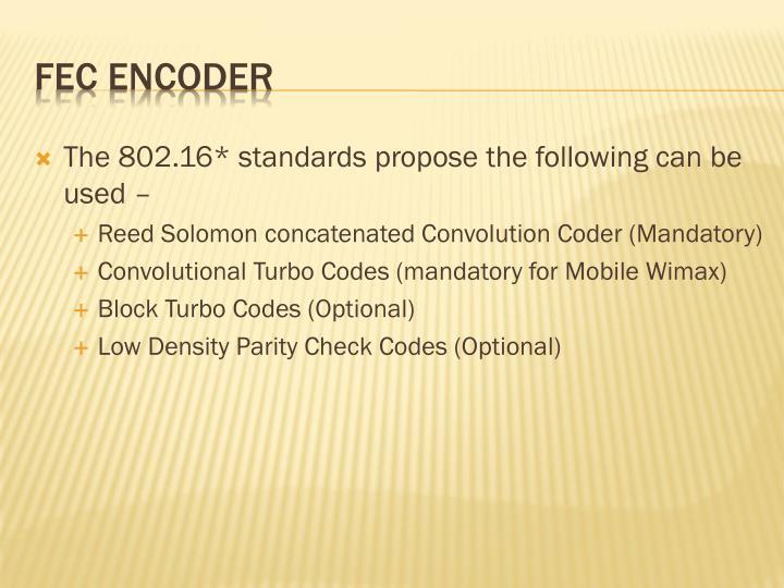 FEC Encoder