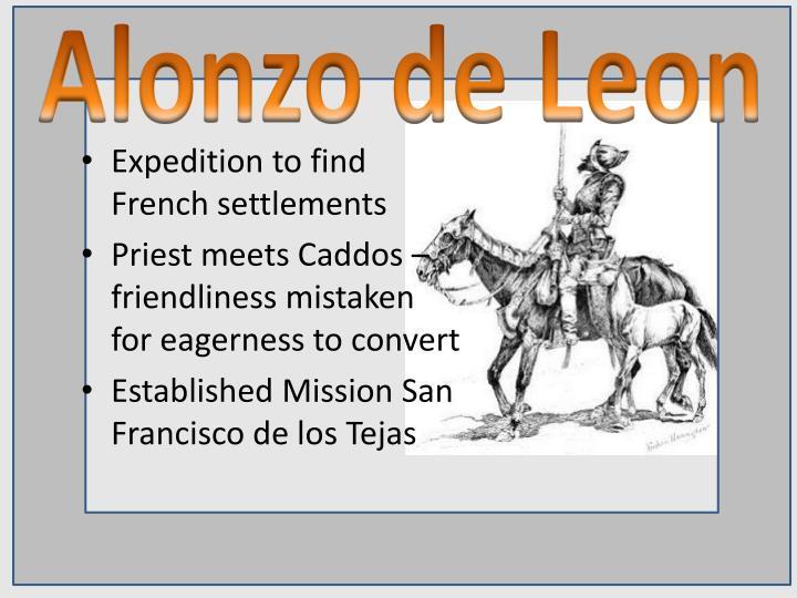 Alonzo de Leon