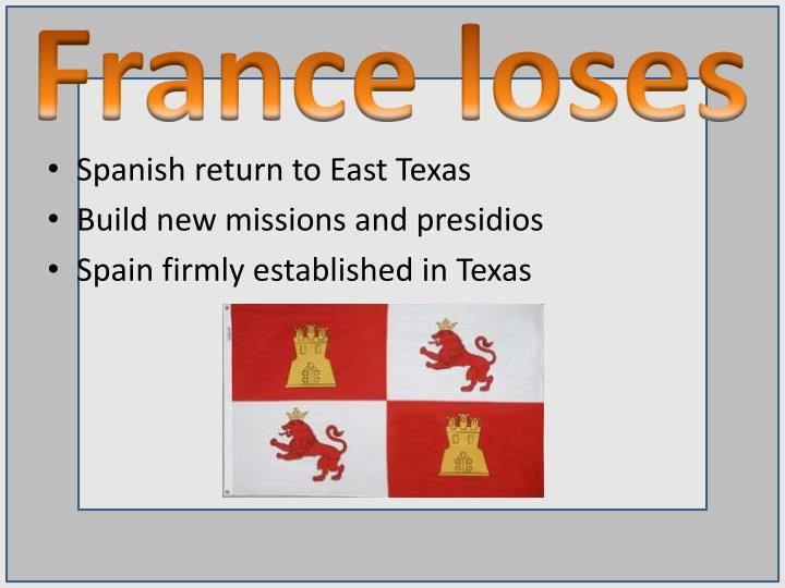 France loses