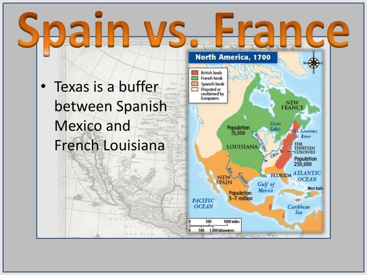Spain vs. France