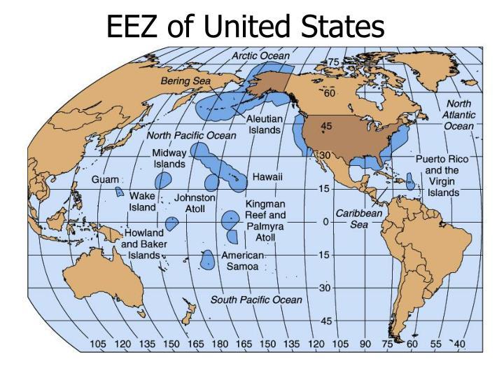 EEZ of United States