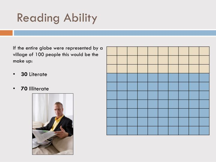 Reading Ability