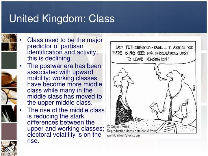 United Kingdom: Class