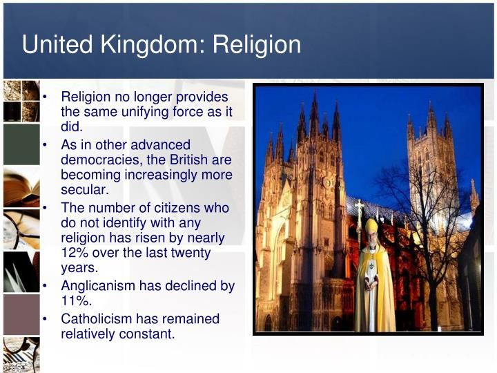 United Kingdom: Religion