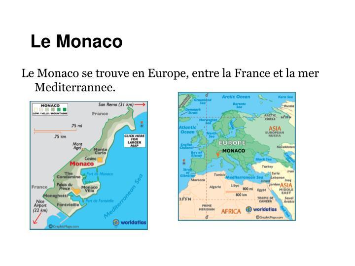 Le Monaco