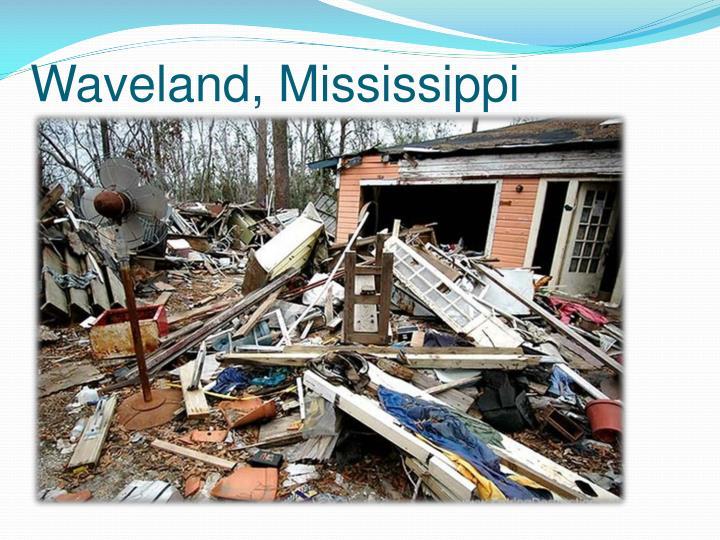 Waveland, Mississippi