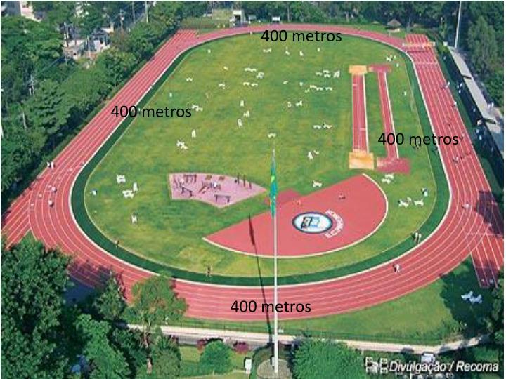 400 metros