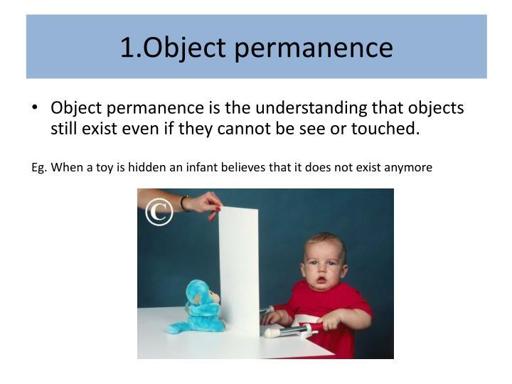 First Year Development: Infant Development