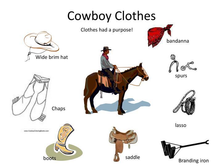 Cowboy Clothes