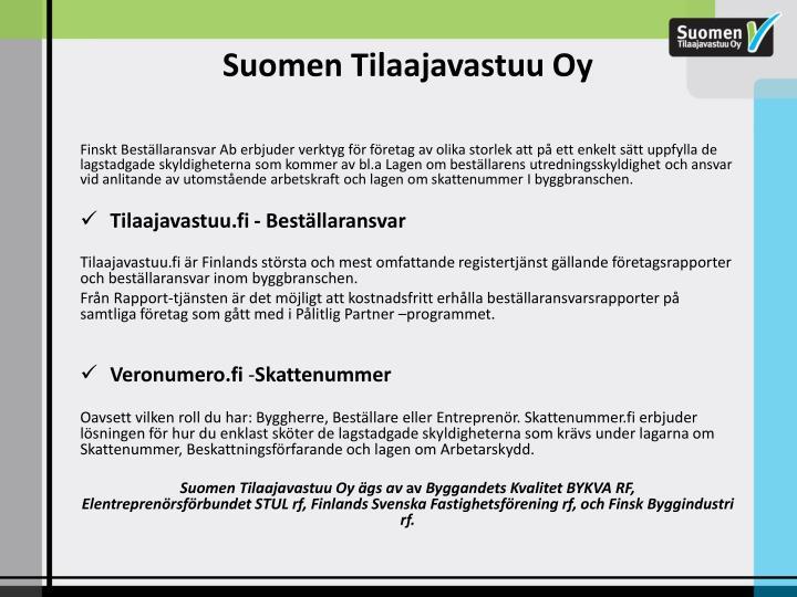 Suomen