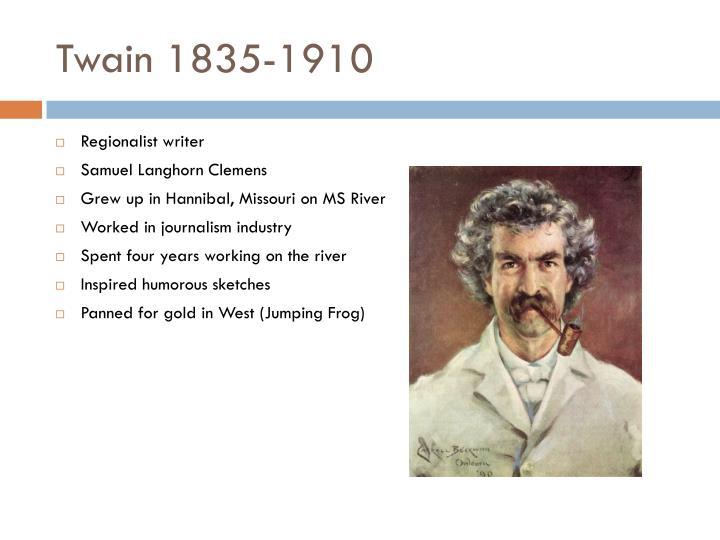 Twain 1835-1910