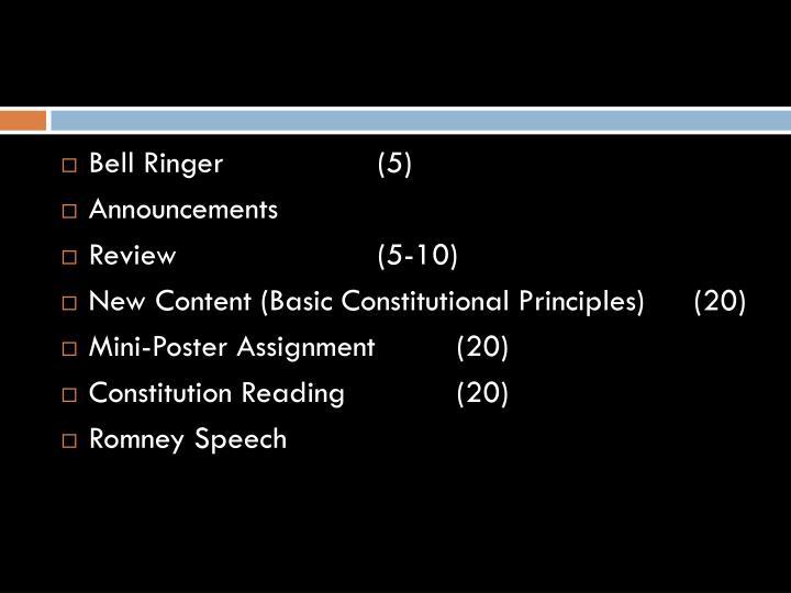Bell Ringer(5)