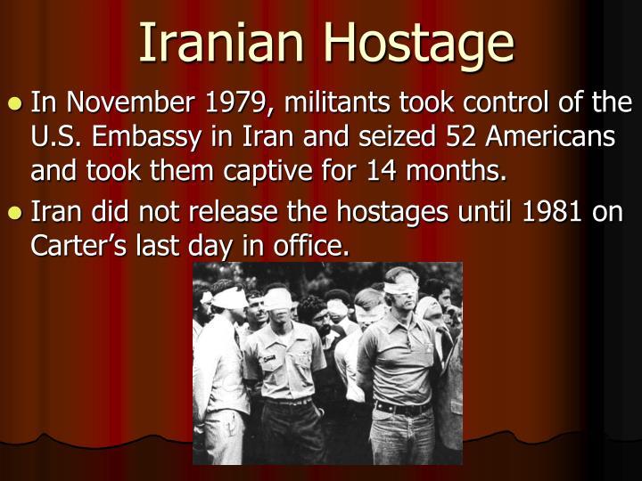 Iranian Hostage