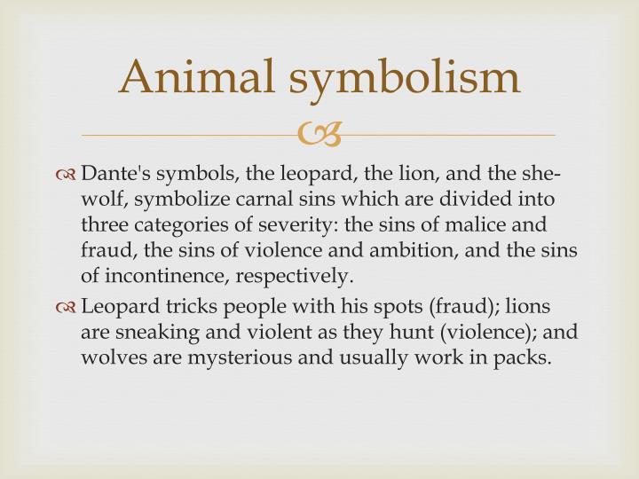 Animal symbolism