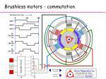 brushless motors commutation1