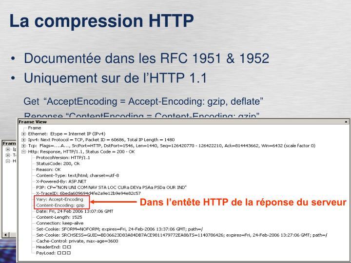 La compression HTTP