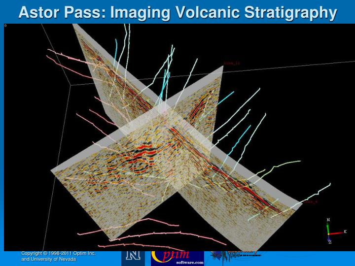 Astor Pass: Imaging Volcanic Stratigraphy