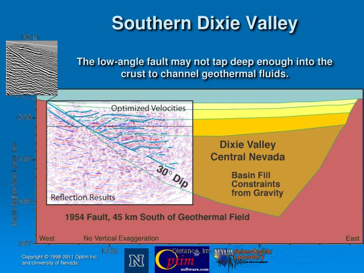 Southern Dixie Valley