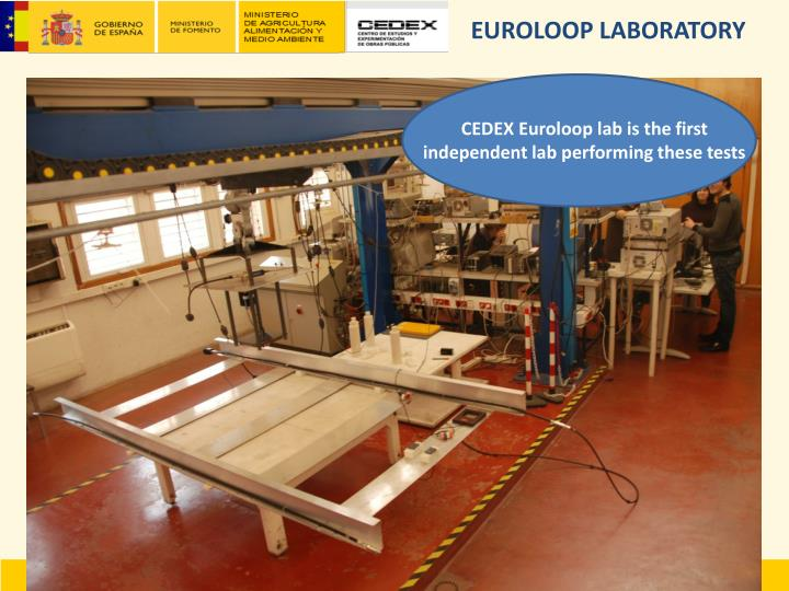 EUROLOOP LABORATORY