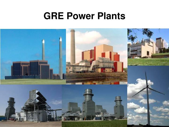 GRE Power Plants
