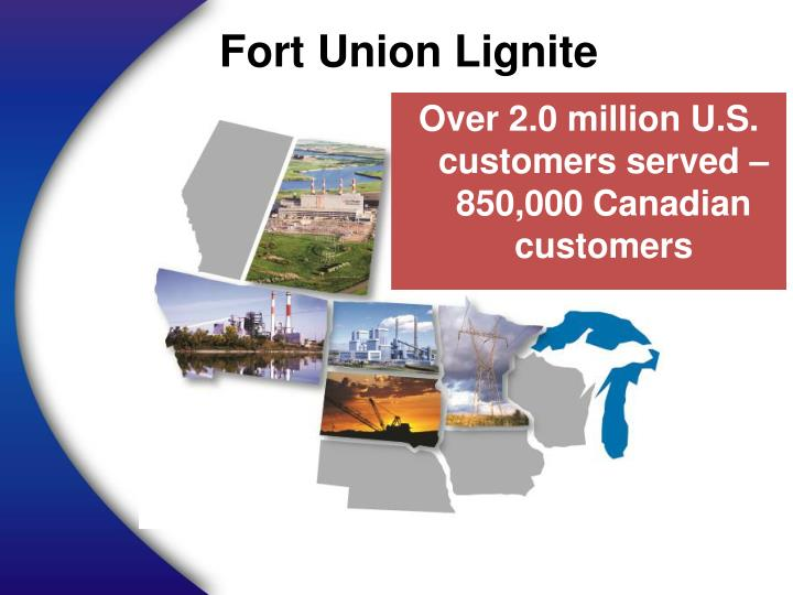 Fort Union Lignite