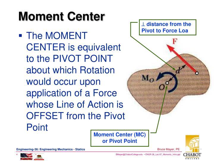 Moment Center