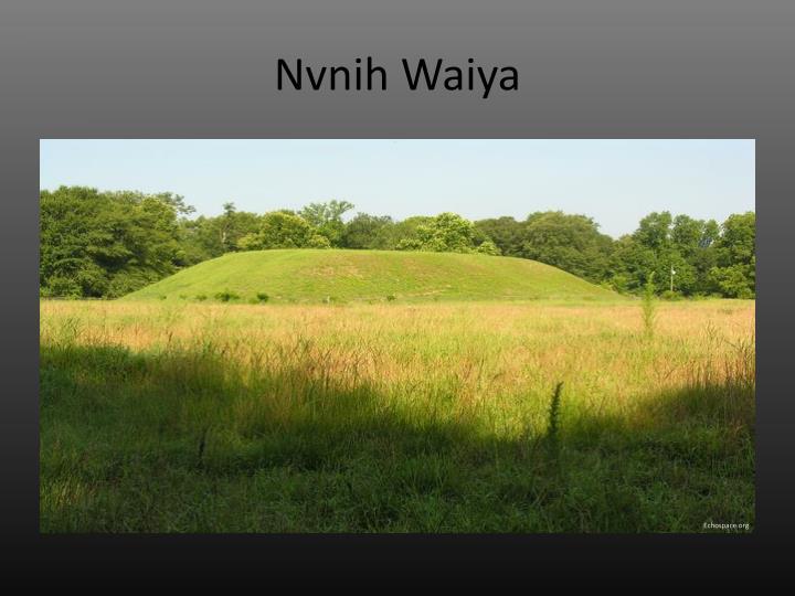 Nvnih Waiya